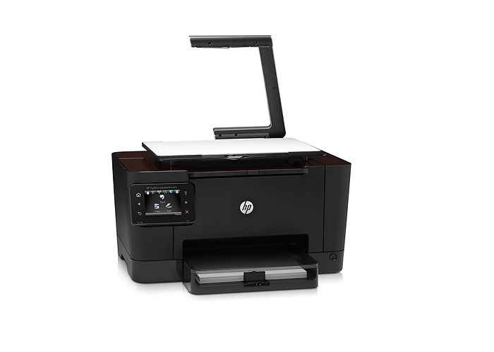 TopShot LaserJet Pro M275NW Printer ( in scan copy ) scan 3D