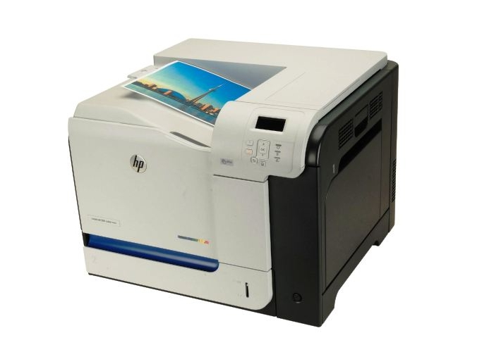 Máy in HP Enterprice 500 Color M551N Printer