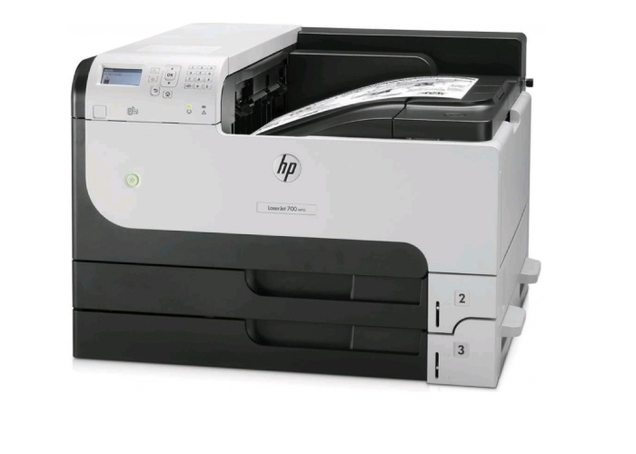 Máy in HP LaserJet Enterprise M712DN