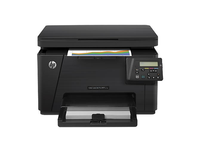 HP Color LaserJet Pro MFP M176N  Printer ( in, scan, copy )