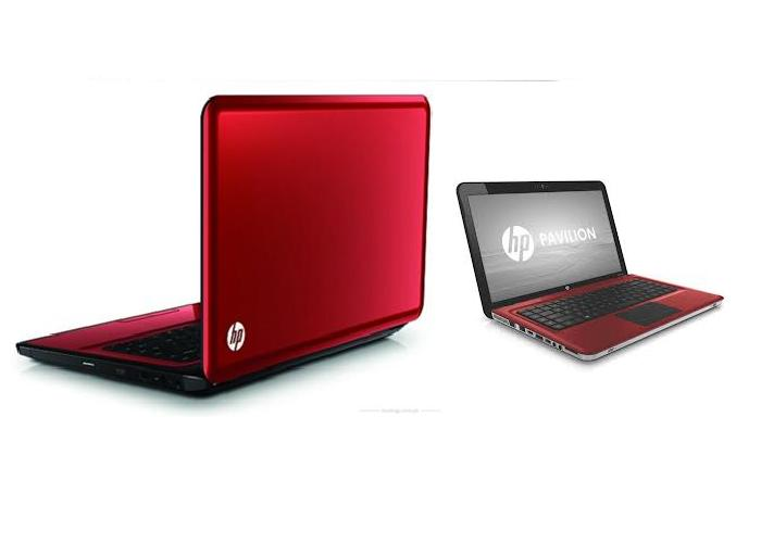 HP Pavilion 14-e010TU E3B88PA-Red