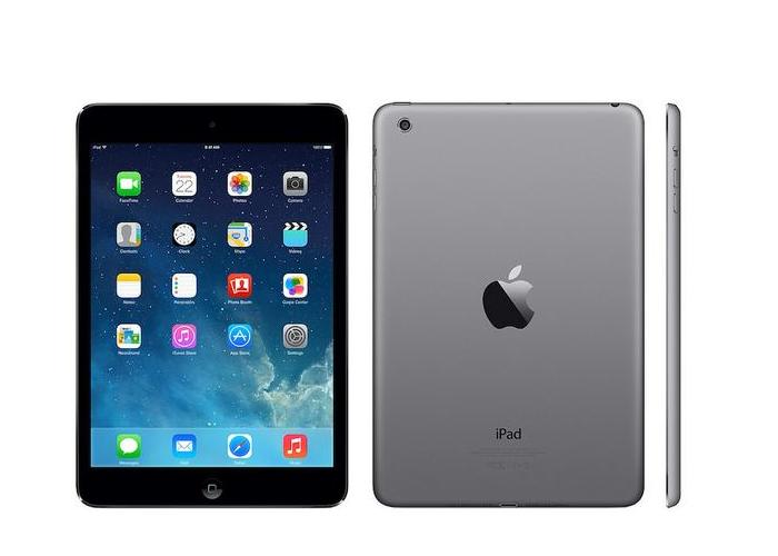 Máy Tính Bảng Ipad Mini2 Retina 128GB Wifi (Space Grey) ME856TH/A