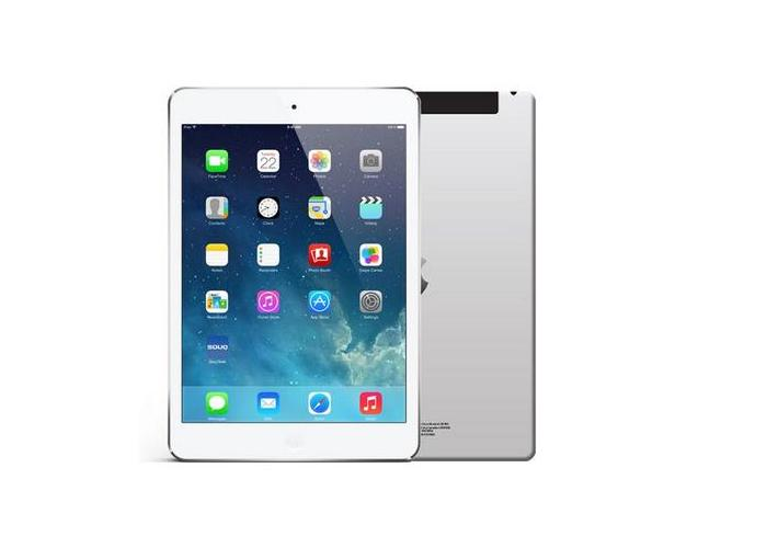 Máy Tính Bảng Ipad Mini2 Retina 64GB Wifi Cellular (Silver) ME832TH/A