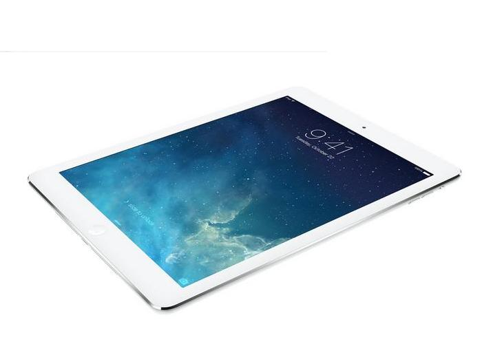 iPad Air Wi-Fi+4G 128GB - Silver ME906TH/A