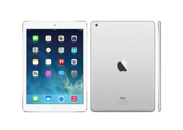 MÁY TÍNH BẢNG APPLE IPAD WIFI CELL 16GB SILVER-THA_MD794TH/A (IPAD AIR 4G)