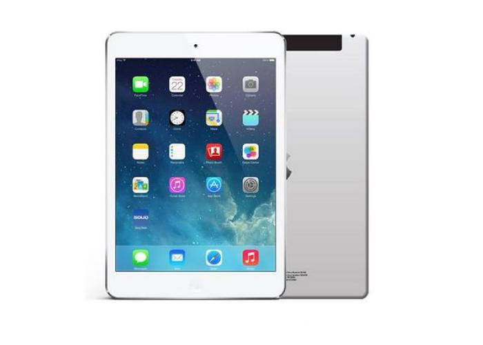 Máy Tính Bảng Ipad Air 128GB Wifi Cellular (Silver) ME988TH/A
