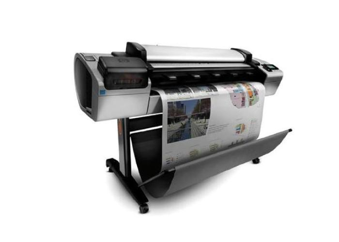 HP Designjet T2300 eMultifunction Printer (CN727A)