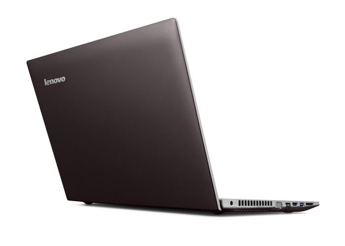 Lenovo Z400-(59-366794) dark chocolate