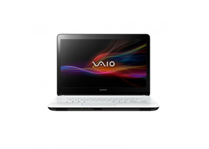 Laptop Sony Vaio Fit SVF-14217SG/W (Trắng/ Đen/ Hồng)