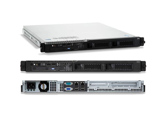 System x3250M4 Quad-Core E3-1220v2 31Ghz/4GB