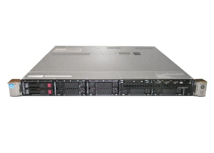 HP DL360p Gen8 E5-2603 18Ghz/4GB/DVDROM