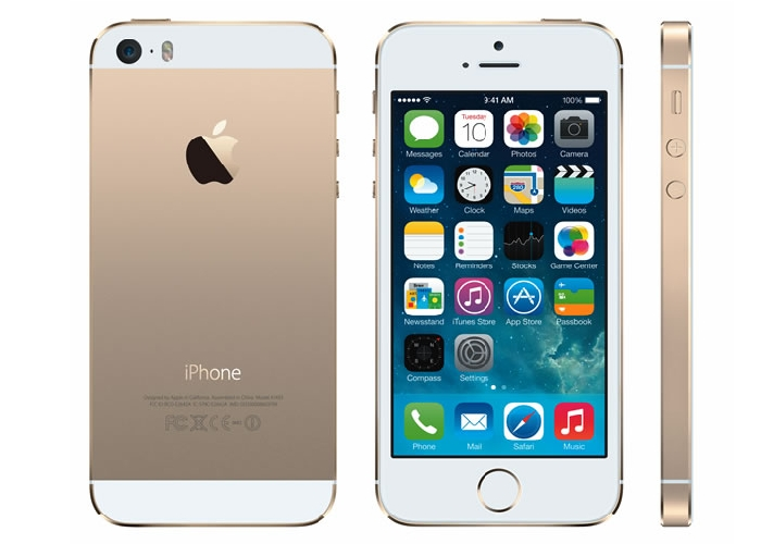 iphone 5s 16GB (Gold quốc tế)